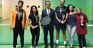 Teniste gurur veren başarı