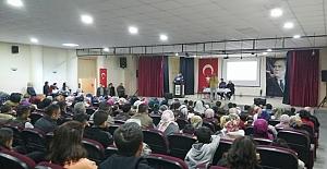Kocatepe Okul'u Aile Birliği toplantısı yapıldı