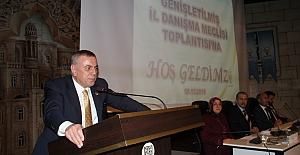 AK Parti Mardin İl Danışma Toplantısı Gerçekleşti