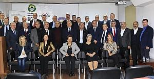 MARGİSAD Başkanı El, 13'üncü sektörel iletişim toplantısına katıldı