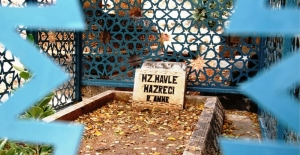 Hz. Havle Bintil Avf (R.A) mezarı ziyaretçilerini bekliyor