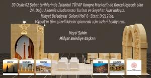 Midyat Belediyesi, EMITT 2020'e katılacak