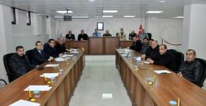 Midyat Kent Konseyi Muhtarları Dinledi