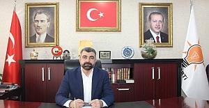 AK Parti İl Başkanı Kılıç'tan, Ankara Barosu'na kınama