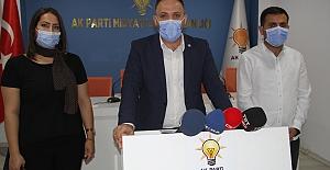 bspan style=color:#008000AK Parti İlçe Başkanı Yarıştan,.../span/b