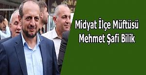 bMüftü Şafi Bilik Yenişehire.../b