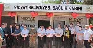 bspan style=color:#008000Midyat Belediyesi, 2. Sağlık Kabinini.../span/b