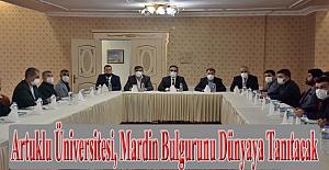 Artuklu Üniversitesi, Mardin Bulgurunu Dünyaya Tanıtacak