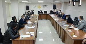 bspan style=color:#0000ffBirim müdürlerine korona toplantısı/span/b