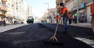 Mardin Büyükşehir Belediyesinden 2020 yılı yol yapım, bakım ve onarım çalışmaları