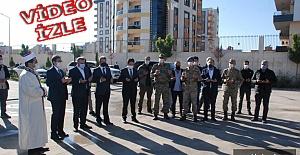 Midyat İlçe Emniyet Müdürlüğü KOM Gurup Amirliği, Yeni polis araçları törenle hizmete girdi