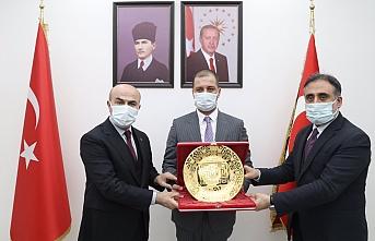 Nusaybin Meslek Yüksekokulu Protokolü İmza Töreni Gerçekleştirildi
