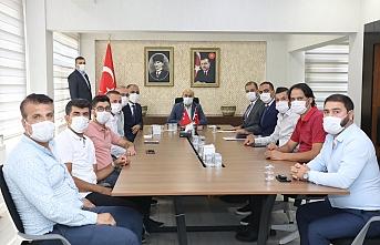 "Mardin Valisi Demirtaş: ""Vatandaşın derdi bizim derdimizdir"""