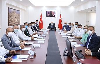 Mardin İl İstihdam ve Mesleki Eğitim Kurulu Toplantısı Gerçekleştirildi