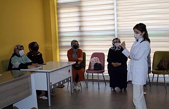 Mardin'de Beslenme Okulu