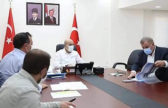 Midyat Otogar Projesi masaya yatırıldı