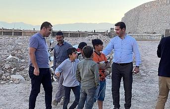 Başkan Aksoy, Gençlerin İsteklerini Bir Bir Gerçekleştiriyor