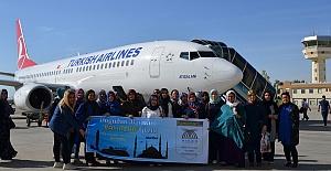 Mardinli Kadınlar İstanbul'u Geziyor