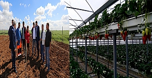 Büyükşehir Belediyesinin Çiftçiye Destek