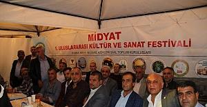 Uluslararası Midyat Kültür Ve Sanat Festivali İkinci Gününde