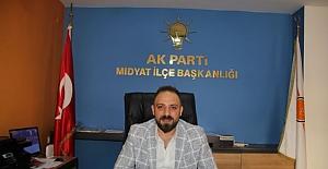 Midyat Belediye Başkanlığı için AK Parti'de aday adaylığı süreci sona erdi