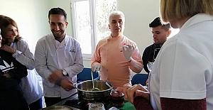 Mardinli Şef Ali Demir, Nusaybin'de