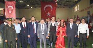Midyat'ta, 19 Mayıs Atatürk'ü Anma Gençlik ve Spor Bayramı