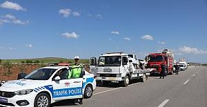 Midyat'ta Trafik Haftası Etkinlikleri