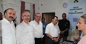 Anayasa Mahkemesi Başkanı Arslan, Midyat'ta