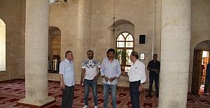 Katar'ın Büyükelçisi Al-Shafi Midyat'ta hayran kaldı