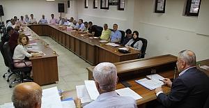 Midyat Belediyesi Meclis toplantısı gerçekleşti