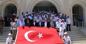 15 Temmuz Demokrasi ve Milli Birlik Günü 3. Yılı Etkinlikleri