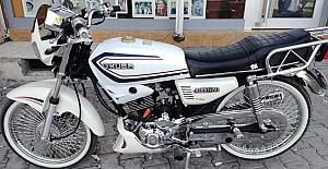 Midyat'ta motosiklet hırsızlığı