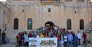 Misafir Öğrenciler, Midyat'ta bir araya geldi
