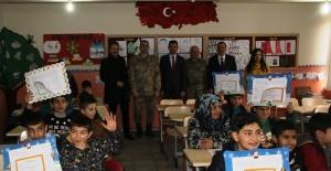 Midyat'ta Okullarda karne heyecanı