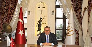 Başkan Veysi Şahin'den 23 Nisan Mesajı