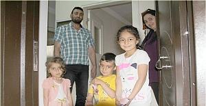 Başkan Şahin'den, evde kalan çocuklara bayram şekeri