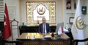 Belediye Başkanı Veysi Şahin'den, Ramazan Bayramı Mesajı