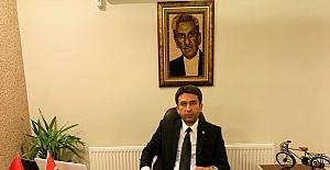 AK Parti Midyat Belediye Meclis Üyesi Arslan, Bayram Mesajı Yayınladı
