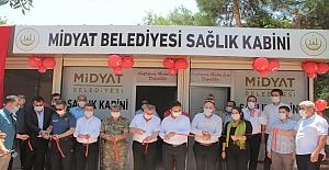 Midyat Belediyesi, 2. Sağlık Kabinini hayata geçirdi
