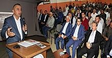 Midyat'ta Sanayi Sitesi tapu dağıtım töreni yapıldı