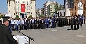 Midyat'ta Gaziler Günü Kutlandı