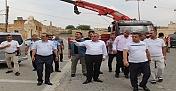 Başkan Şahin'den Midyat Festivali'ne davet