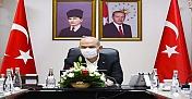 İçişleri Bakanı Soylu, Mardin temaslarına başladı