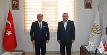 TISİAD'tan Başkan Şahin'e ziyaret