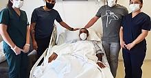 Dr. Ercüment Erbaş'tan başarılı bir operasyon daha