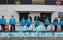 Başkan Şahin, Genç Tenisçileri Kabul Etti