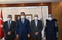 MAÜ, Şam Üniversitesi ile İşbirliği Protokolü...
