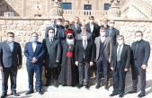 Kültür ve Turizm Bakan Yardımcısı Demircan, Midyat'ta