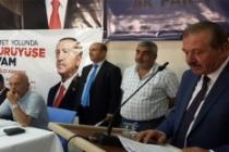 AK Parti Savur İlçe Teşkilatının 6. Olağan İlçe Kongresi yapıldı
